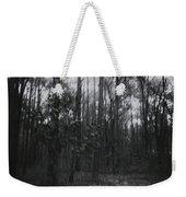 Horror In The Woods Weekender Tote Bag