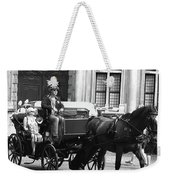 Horse And Carriage Weekender Tote Bag