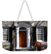 Horse Carriage In Charleston Weekender Tote Bag