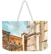 Horse Carriages In Palma De Mallorca Weekender Tote Bag