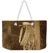Horse Collar - Hat Weekender Tote Bag