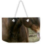 Horse Weekender Tote Bag