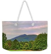 Horse Drawn Carriage At Muckross House Weekender Tote Bag