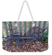 Horse Drawn Corn Planter Weekender Tote Bag