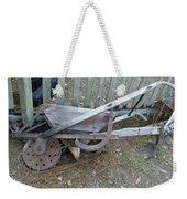 Horse Drawn Seeder Weekender Tote Bag