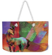 Horse Dreams Weekender Tote Bag