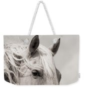 Horse Eye Weekender Tote Bag