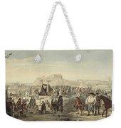 Horse Fair On Bruntsfield Links, Edinburgh Weekender Tote Bag