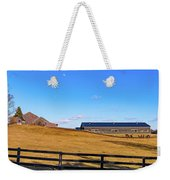 Horse Farm - Rising Moon Weekender Tote Bag