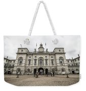 Horse Guards Weekender Tote Bag