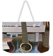 Horse Guitar Weekender Tote Bag