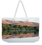 Horse Heaven Hills Sunset Weekender Tote Bag
