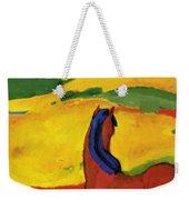 Horse In A Landscape 1910 Weekender Tote Bag