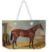 Horse In A Stable Weekender Tote Bag