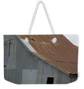 Horse In Barn Weekender Tote Bag