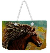 Horse In Heaven Weekender Tote Bag
