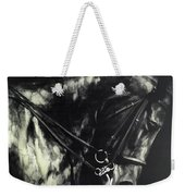 Horse In The Dark II Weekender Tote Bag