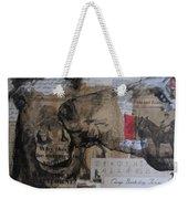 Horse Love Weekender Tote Bag