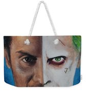 Moriarty And The Joker Weekender Tote Bag