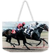 Horse Power 12 Weekender Tote Bag