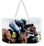 Horse Power 14 Weekender Tote Bag