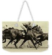 Horse Power 15 Weekender Tote Bag