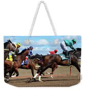 Horse Power 6 Weekender Tote Bag
