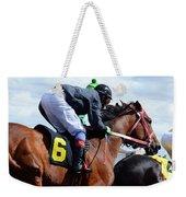 Horse Power 8 Weekender Tote Bag