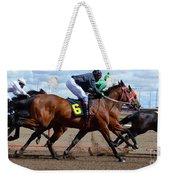 Horse Power 9 Weekender Tote Bag