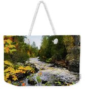 Horse Race Rapids 2 Weekender Tote Bag