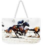 Horse Racing Dreams 1 Weekender Tote Bag