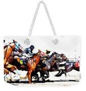 Horse Racing Dreams 3 Weekender Tote Bag