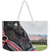 Horse Riding Horse Weekender Tote Bag