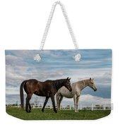 Horses #2 Weekender Tote Bag