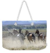 Horse Thief Weekender Tote Bag