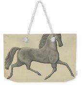 Horse Weather Vane Weekender Tote Bag