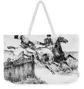 Horseback Riders, C1840 Weekender Tote Bag