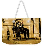 Horseguards Inspection. Weekender Tote Bag