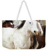 Horses-01 Weekender Tote Bag