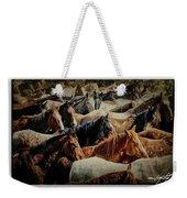 Horses 29 Weekender Tote Bag