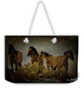 Horses 34 Weekender Tote Bag