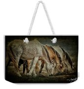 Horses 39 Weekender Tote Bag