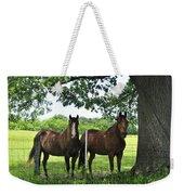 Horses Weekender Tote Bag