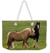 Horses Photography Weekender Tote Bag