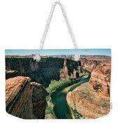 Horseshoe Bend Arizona Colorado River  Weekender Tote Bag