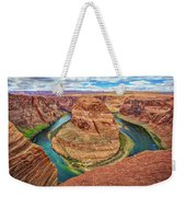Horseshoe Bend - Colorado River - Arizona Weekender Tote Bag