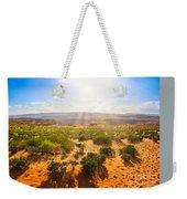 Horseshoe Bend Desert Weekender Tote Bag