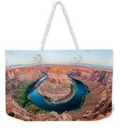 Horseshoe Bend Near Page Arizona Weekender Tote Bag