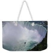 Horseshoe Falls And Maid Of The Mist Weekender Tote Bag
