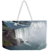 Horseshoe Falls At Niagara Weekender Tote Bag